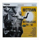 Va.Motown Rhythm & Blues '59-'62 180g Vinyl(Ultra Rare Deleted LP)Mod, Soul, R&B